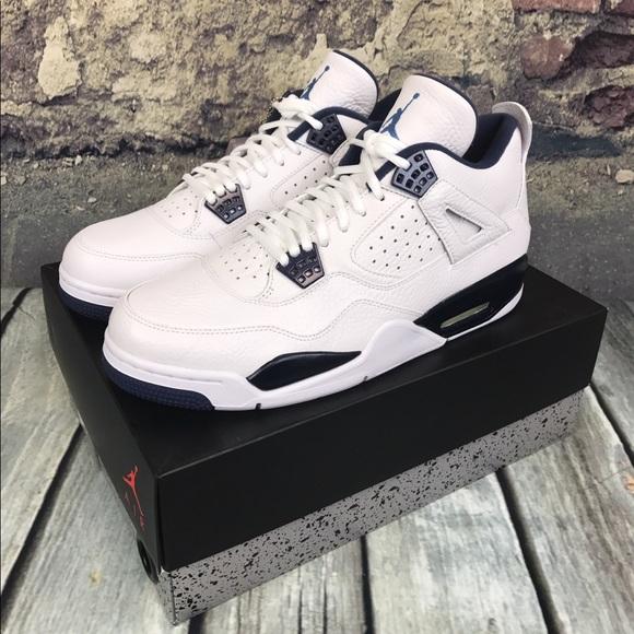 cheap for discount e2002 7b3b5 Air Jordan 4 Retro LS size 12 new in box.